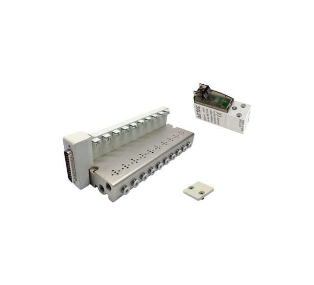 CPV15S系列集成阀底座、电磁阀及盲板
