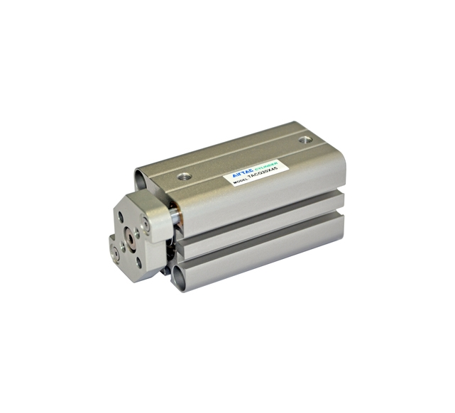 TACQ系列超薄气缸(带导杆型)